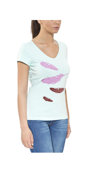 Gentic Gravilove Tee Women Morning Sky